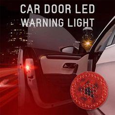 Car Door Led Warning Light Led Warning Lights Warning Lights