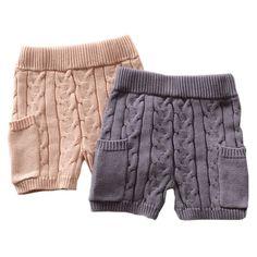 So Cute Baby Girl Knitted Pants, Pretty Infant Girl Knitwear Bottoms.