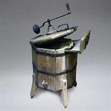 Laundry Machine 1910, Technisches Museum Vienna