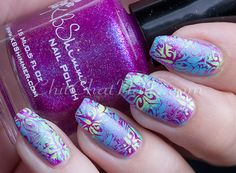 Bundle Monster Polynesian Stamping Plates REVIEW | ChitChatNails