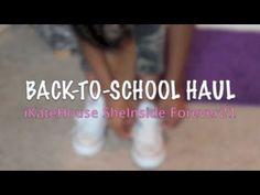 School Fashion Haul + College/Life Talk - YouTube