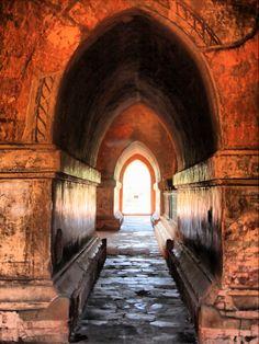 Bagan Temple . Myanmar