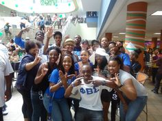 Zeta Phi Beta Sorority, Inc Rho Alpha Chapter & Rho Nu Chapter. Phi Beta Sigma Fraternity, Inc Delta Zeta Chapter