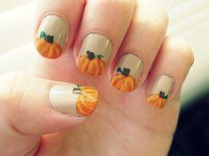 Pumpkin patch. | Oct. 13, 2011 Essie | Sand Tropez Sally Han… | Flickr