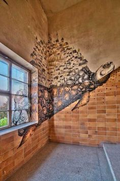 IBug | stunning urban art, graffiti art, street art