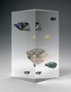 Espace - Yan Zoritchak - Contemporary Glass