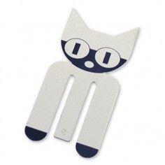 Marcador de Livro Gato
