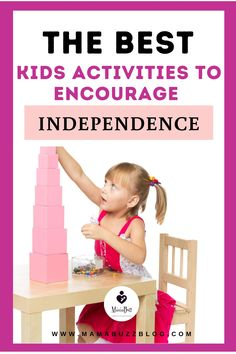 Have you ever thought of applying the Montessori Approach in Childhood Learning? Have you asked yourself what are some ways to foster independence at an early age? Check out these Montessori activities for your baby, toddlers, kindergarten, even for elementary kids that will surely educate you to help your kids in being independent. Montessori Activities, Activities To Do, Baby Checklist, Baby Must Haves, Practical Life, Blog Writing, Baby Milestones, Learning To Be, School Teacher