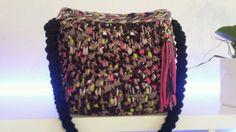 Tasche aus Stoffgarn Einzigartig & Individuell in Garne & Strickwolle | eBay