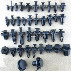 10pcs Expansion attaches//rivets//clips pour Mercedes-Benz 1249900492