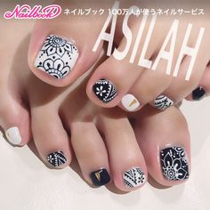 The advantage of the gel is that it allows you to enjoy your French manicure for a long time. There are four different ways to make a French manicure on gel nails. Pedicure Designs, Pedicure Nail Art, Toe Nail Designs, Toe Nail Art, Pretty Toe Nails, Love Nails, How To Do Nails, My Nails, Nail Arts