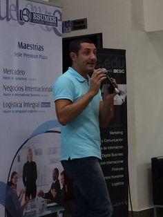 Un instante del Trends & Tendencies organizado por ESUMER Medellín y ESIC