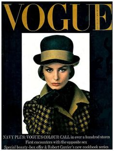 Vogue, Feb 1964, Photographed By Robert Fresson