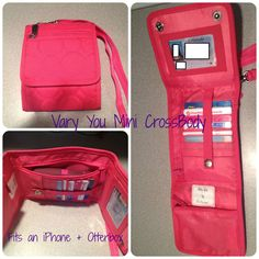 Already in love with my Thirty-One Vary You Mini CrossBody! New for Spring!