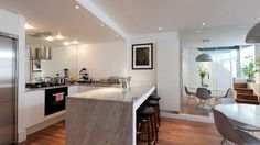 mirror kitchen - Buscar con Google