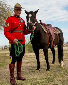 RCMP - Royal Canadian Mounted Police