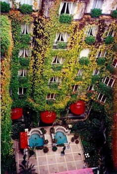 Beautiful #greenbuilding #greenapartment