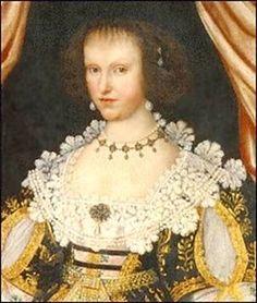 Anna Vasa of Sweden, ca. 1610 (Unknown Artist) Location TBD