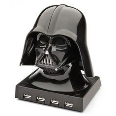 Hub USB Dark Vador, avec le son !