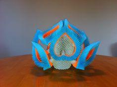 Robin | Album | Eudaimonia… | 3D Origami Art