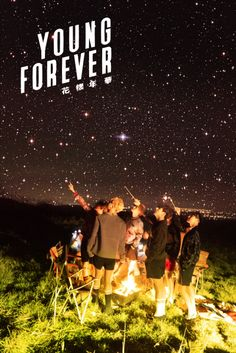 BTS / Wallpaper / Young Forever || for more kpop, follow @helloexo