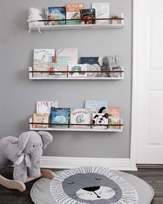 Baby room wall decor girl reading nooks 66 ideas for 2019