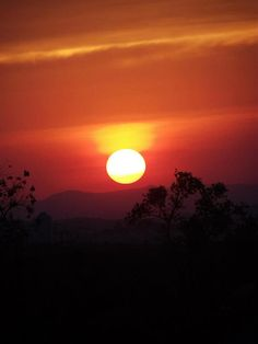 Por do Sol - Mirante Belo Horizonte