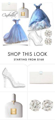 """Disney Princesses: Cinderella"" by oliviaboston on Polyvore featuring Post-It, Dolce&Gabbana, Tiffany & Co. and Tom Ford"