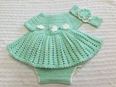 Hey, I found this really awesome Etsy listing at https://www.etsy.com/listing/229252281/crochet-baby-dress-with-diaper-cover-and