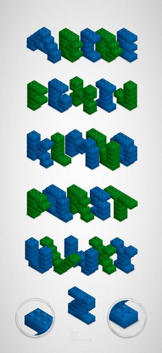 How to Create a 3D Lego Text Effect in Adobe Illustrator - Envato Tuts+ Design & Illustration Tutorial