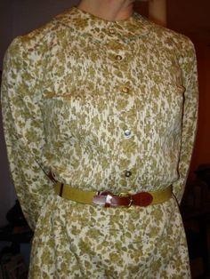 Vintage Villager Dress