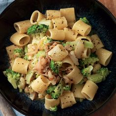 Doesn't this look divine? Recipe for Rigatoni With Spiced Broccoli And Cauliflower : La Cucina Italiana