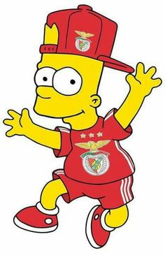 Football Art, Sport Football, Soccer, Benfica Wallpaper, Portugal National Football Team, Image Fun, Journal Stickers, Happy New Year 2020, The Simpsons