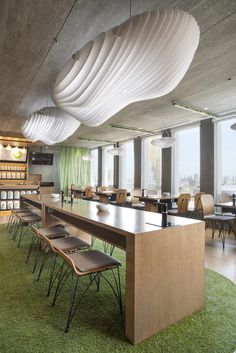 Wei Restaurant, China designed by Yamodesign