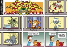 Garfield for 8/24/2014   Garfield   Comics   ArcaMax Publishing