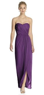 Shop Dessy Bridesmaid Dress - 2844 in Lux Chiffon at Weddington Way. Find the perfect made-to-order bridesmaid dresses for your bridal party in your favorite color, style and fabric at Weddington Way.