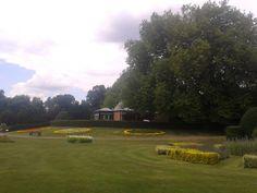 Abbey Park, Leicester, England, 28/07/14