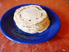 kukorica tortilla otthon