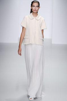Sfilate John Rocha Collezioni Primavera Estate 2014 - Sfilate Londra - Moda Donna - Style.it