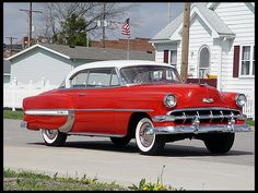 1954 Chevrolet Bel Air Sport Coupe...Brought to you by Agents of #CarInsurance at #HouseofinsuranceEugene