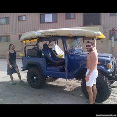 Ready for Kayak | Dan Bilzerian Stuff - Girls, Guns and Supercars
