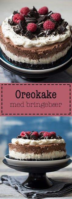 Recipe for Oreokake – Cake Types Pastry Dishes, Pastry Recipes, Apple Sour Cream Cake, Vegan Shortbread, Oreo Cake Recipes, Tree Cakes, Types Of Cakes, No Bake Cake, Cupcake Cakes