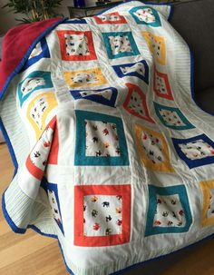 Isaac's quilt