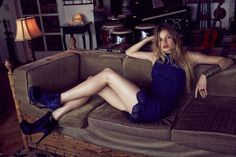For Love and Lemons Take A Holiday Mini / Sapphire