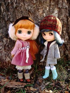 blythe doll - i know it's silly, but I really want one!