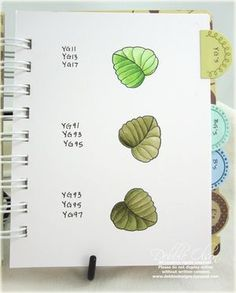 I'm working on my Copic portfolio starting with hair & face samples, but I need the stamps this crafter used for when I get to my color blend families.