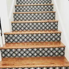 stair stencil