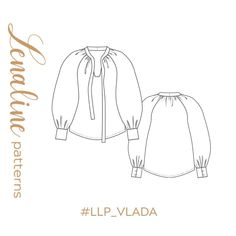 """sewing patterns on Instagram: """"🧡Vlada🧡 🇬🇧 🇫🇷⠀ ⠀ When I imagined this blouse model, I didn't think it would be so versatile ☺️⠀ You only need to make some adjustments and…"""" Couture, Blouse Models, Things To Think About, Sewing Patterns, How To Make, Inspiration, Instagram, Fashion, Boss"""