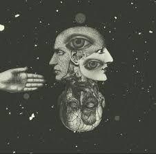 Resultado de imagem para tumblr de ilustração psicodélica