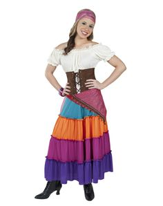 Crystal Ball Beauty Adult Womens Costume
